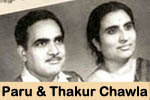 Paru & Thakur Chawla Couple devoted to Sindhi Language & Culture