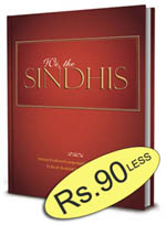'We the SINDHIS' book