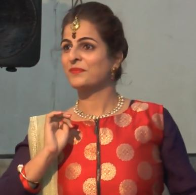 Hrishika Gangwani Photo